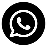 Black-and-white-Whatsapp-logo-vector-PNG
