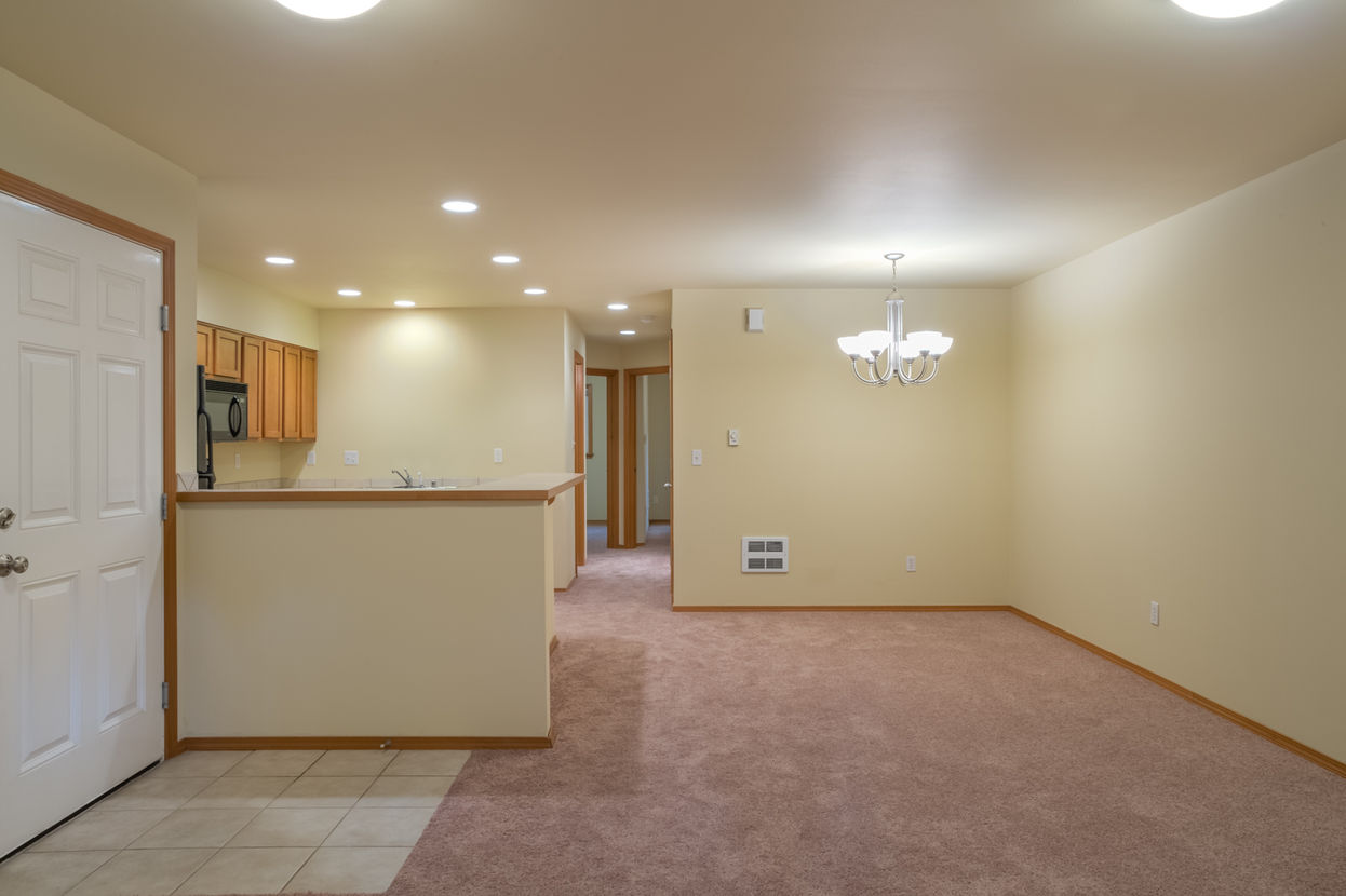 Dining Room and Entrance