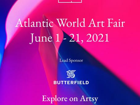 Black Pony Gallery Initiates Atlantic World Art Fair on Artsy with Lead Sponsor Butterfield