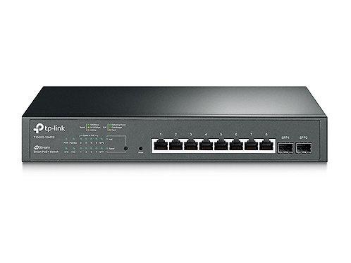 Switch Gigabit PoE+ Admin 8P 2SFP TP-Link