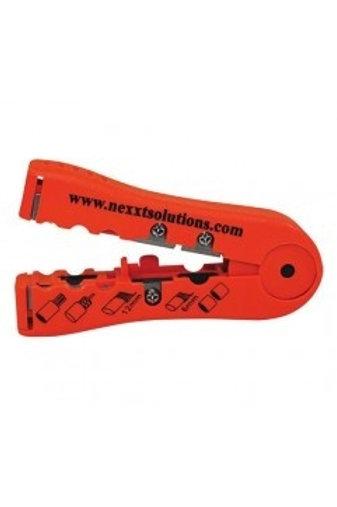 Desforrador Universal de cable con cuchilla