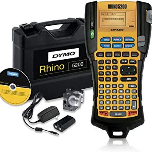 Etiquetadora Rhino 5200 Dymo