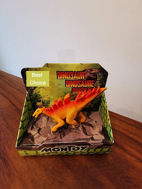 3 Dinosaurios de juguete