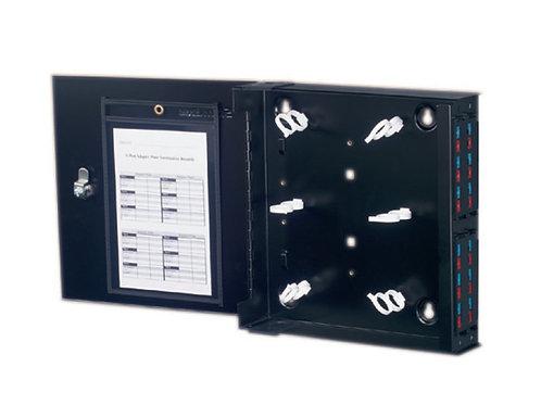 Caja de Fibra Óptica de pared Siemon