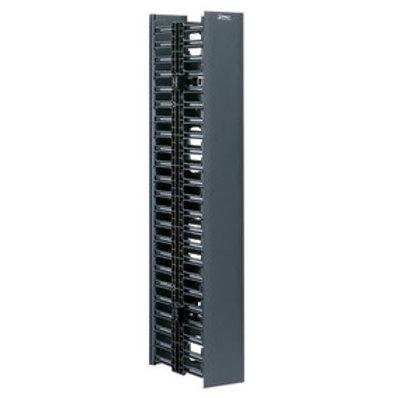 Organizador vertical para rack Linet