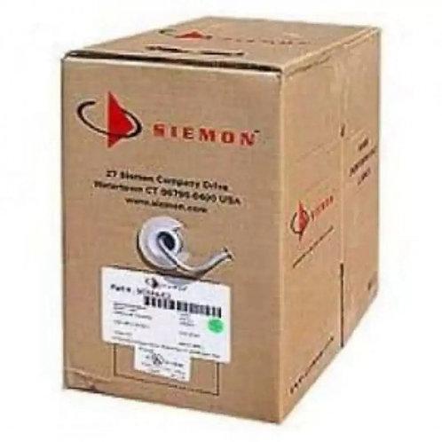 Caja de cable UTP CAT6 Siemon