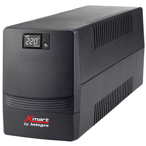 Xmart UPS interactivo 1100VA-600W 8 tomas Integra