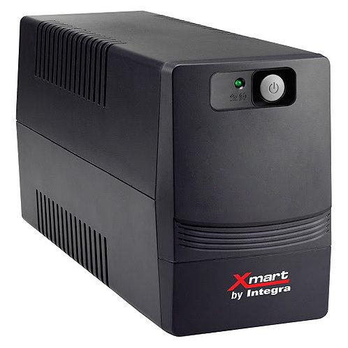 Xmart UPS interactivo 500VA-250W 4 tomas Integra
