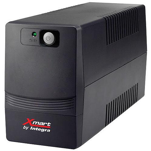 Xmart UPS interactivo 900VA-480W 6 tomas Integra