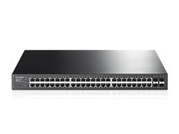 Switch Gigabit PoE Admin 48P 4SFP TP-Link