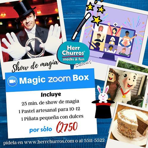 Magic Zoom Box