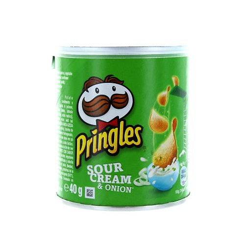 12 Mini Pringles