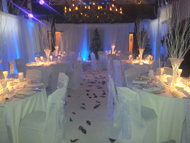 Narnia Winter Wonderland Dining