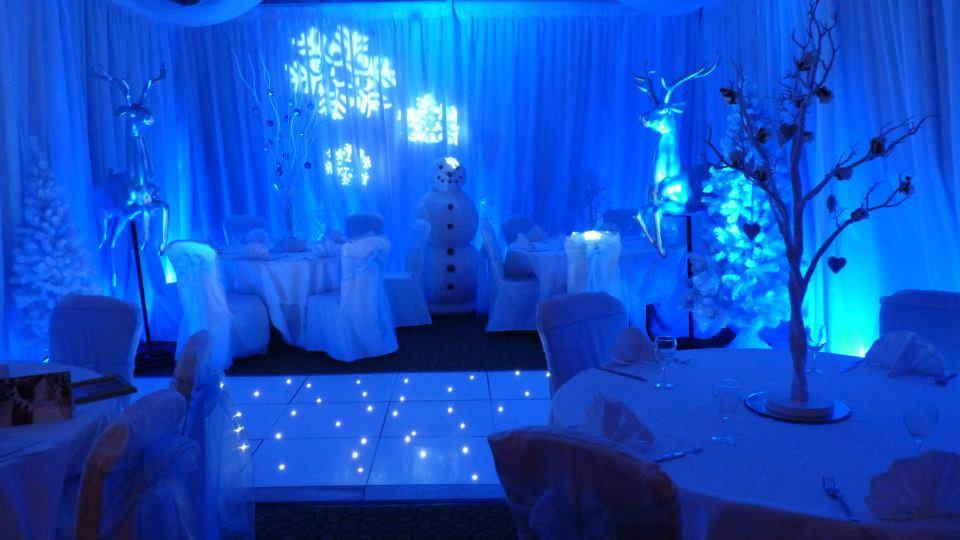 Winter Wonderland Themed Event Hire