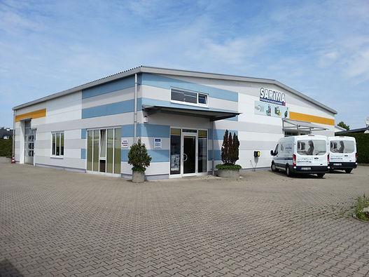 Sarima Hygiene Fachhandel Carl-Zeiss-Str. 4 Offenburg