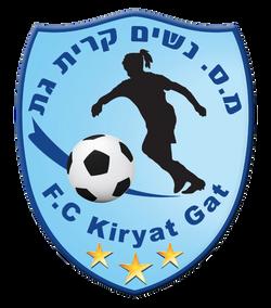 לוגו קריית גת
