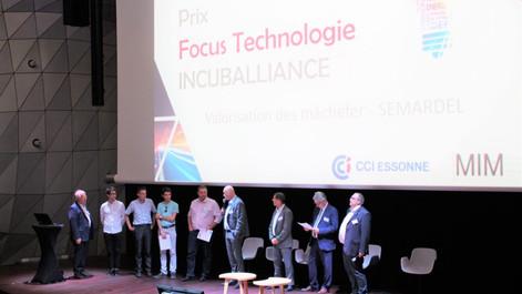 DRIM'INSACLAY 2017, défi collaboratif sur la valorisation des mâchefers d'incinération