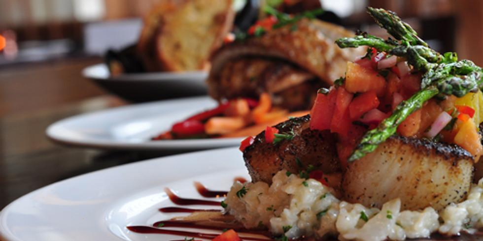 Seafood Chef's Table