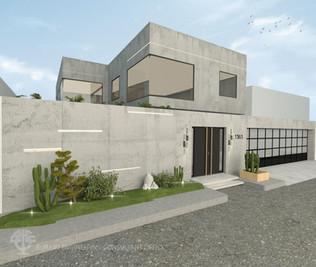 Minimal Concrete Design