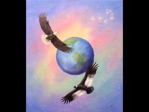 Portal 12-12-12. Profecía de los Guerreros del Arco Iris. Aguila Blanca