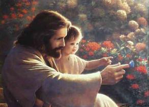 El niño divino. Navidad con Jeshua
