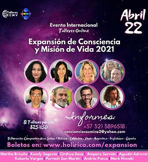 expansion conciencia -mision de vida 202