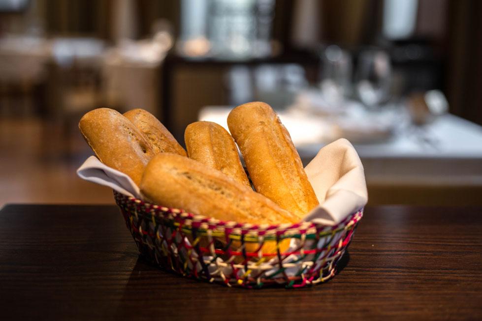 restaurante logroño pampamesa pan