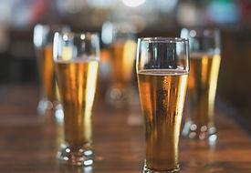 Bier Gerstensaft