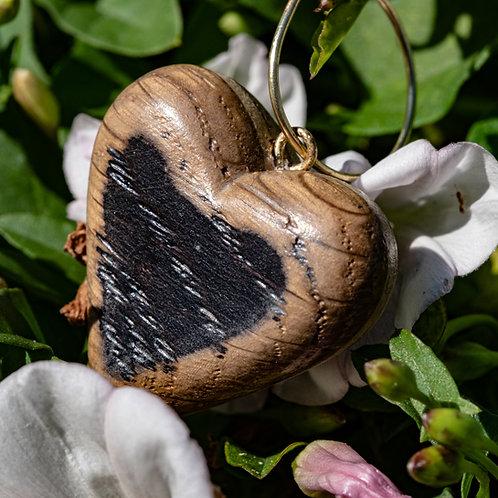 Handmande Heart Pendant