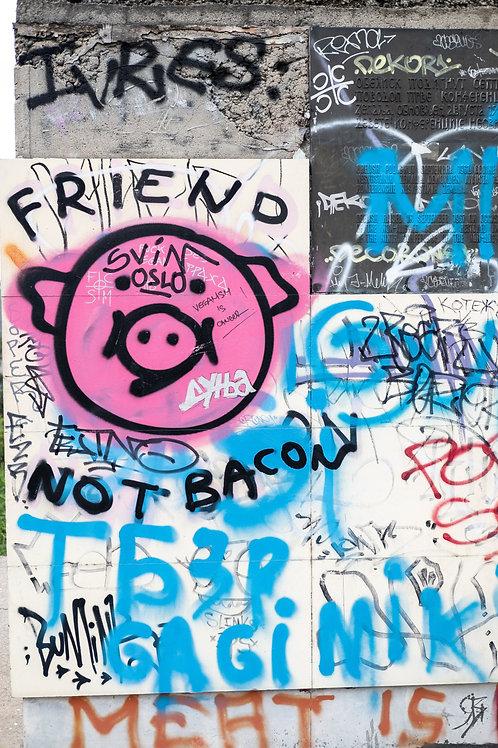 Friend Not Bacon