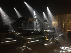 Sesc Av. Paulista, palco antes da apresentação 22/09/2019
