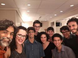 Marília Garcia + Coletivo Capim Novo