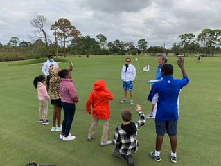 """""""First Tee"""" Program in Full Swing at HSGC"""