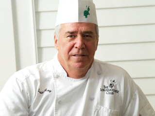 David Ray Named Executive Chef at Hobe Sound Golf Club