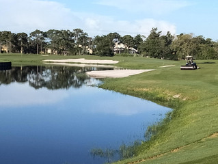 Update from Golf Course Maintenance Team