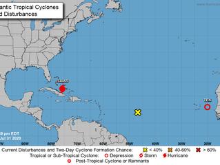 Hurricane Isaias: HSGC to Close Saturday & Sunday