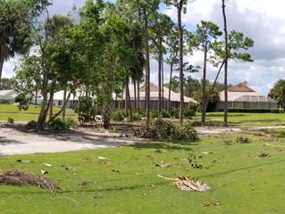 Post Hurricane Irma Course Update