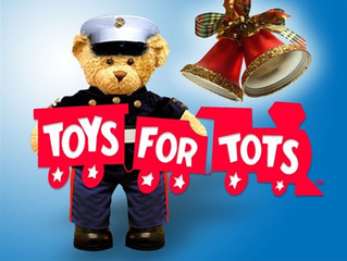 Twilight Golf & Toys for Tots on Dec. 8