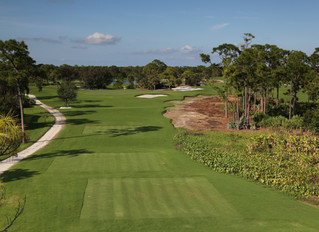 HSGC Earns 'Honorable Mention' in Course Renovation of the Year Competition