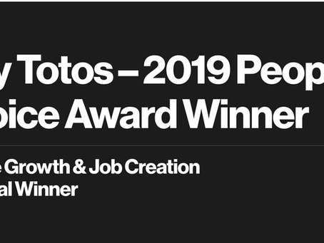 Tiny Totos – 2019 People's Choice Award Winner
