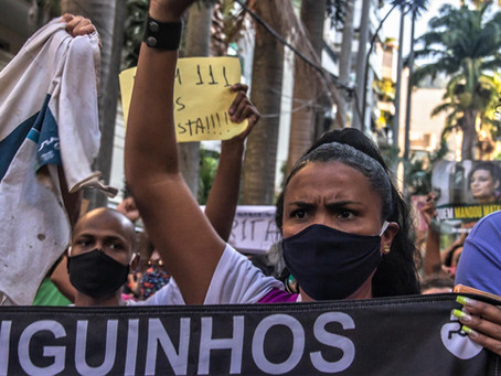 """""""A nossa luta aumentou na pandemia"""": entrevista com Ana Paula Oliveira"""
