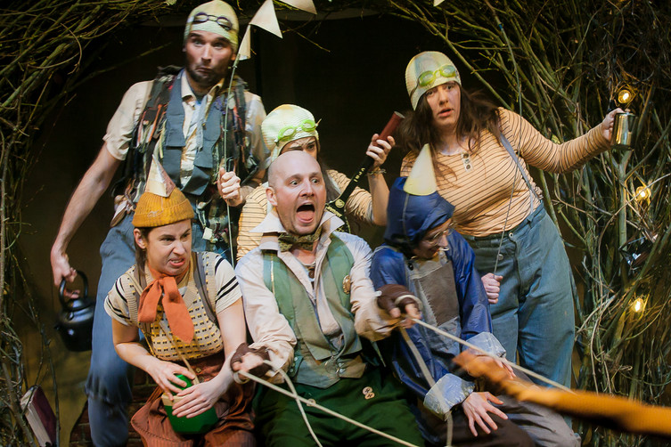 Ratty in 'Wind in the Willows'