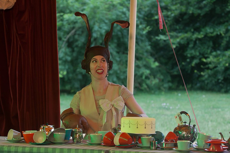 March Hare in 'Alice'