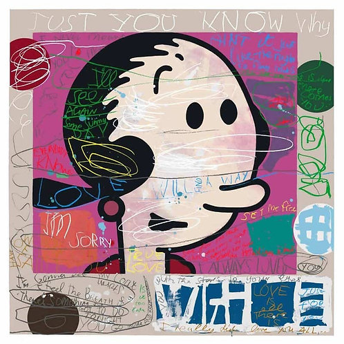 Just You Know Why (Olive Oyl) by David Spiller
