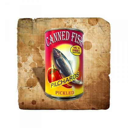 Canned Fish by Shannan Gia