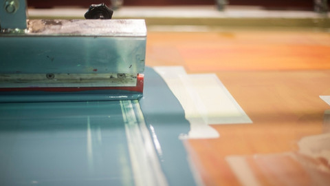 We are looking for a skilled fine art silkscreen printer...