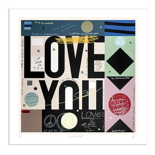Love: Forever True by David Spiller