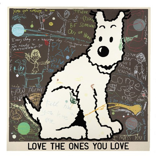 Love The Ones You Love (Snowy) by David Spiller