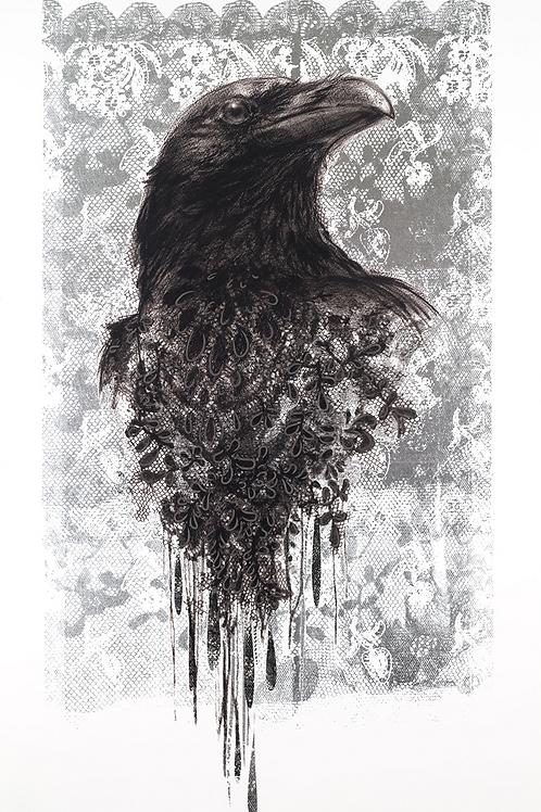 Crow by Shannan Gia