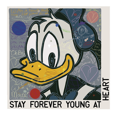 Forever Young - Donald by David Spiller